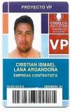 Cristian Ismael Lana ArgandoÑa